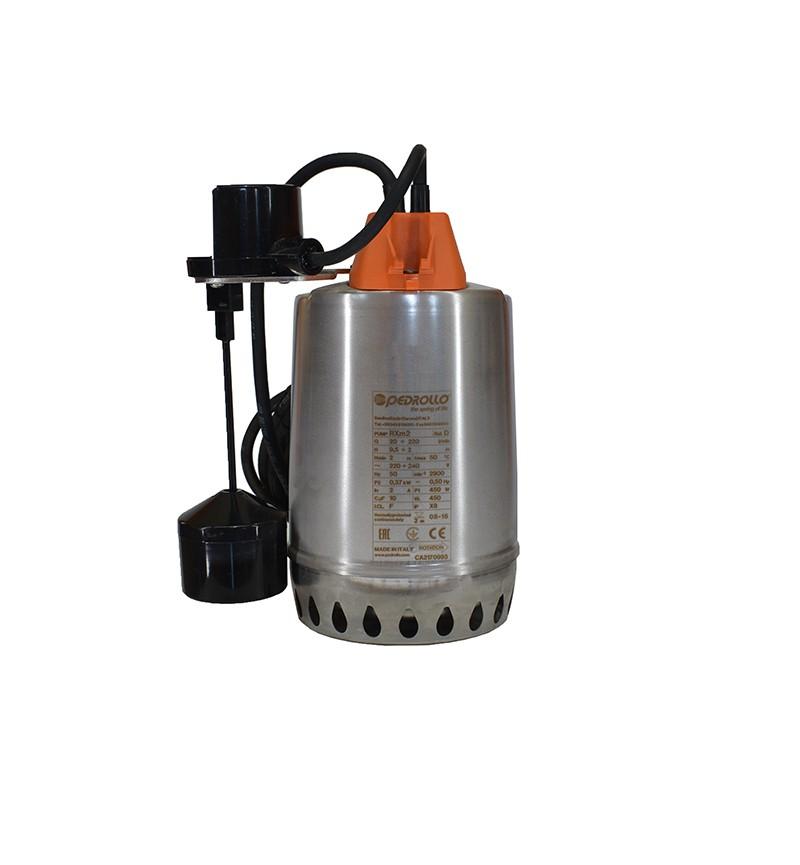 Υποβρύχια Ανοξείδωτη Αντλία  PEDROLLO RXm2-GM