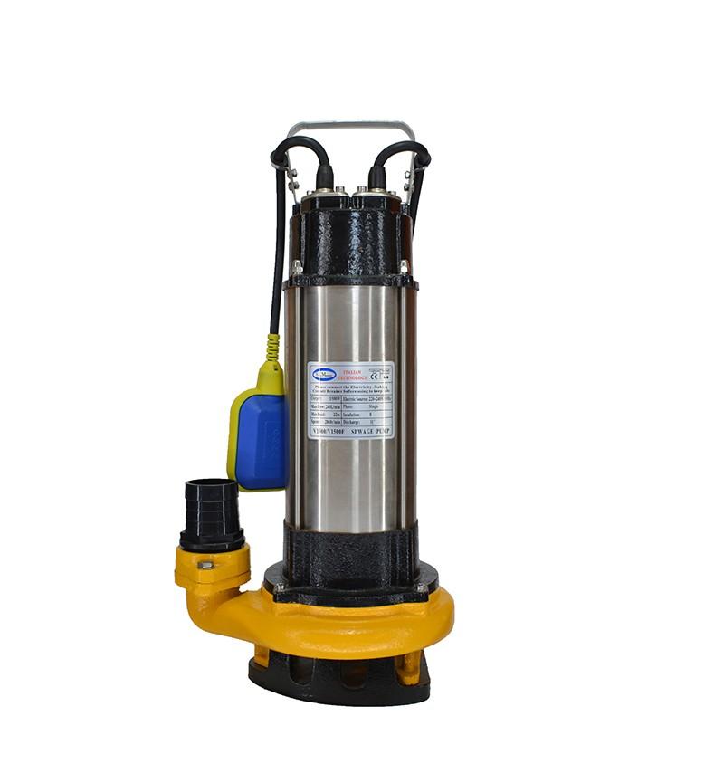 Υποβρύχια Αντλία Λυμάτων SKM JV1100F