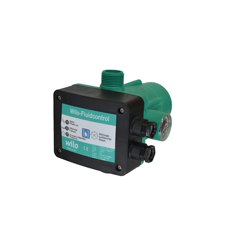 Συσκευή  Αυτοματοποίησης  Αντλιών WILO Fluid Control (PRESSCONTROL)